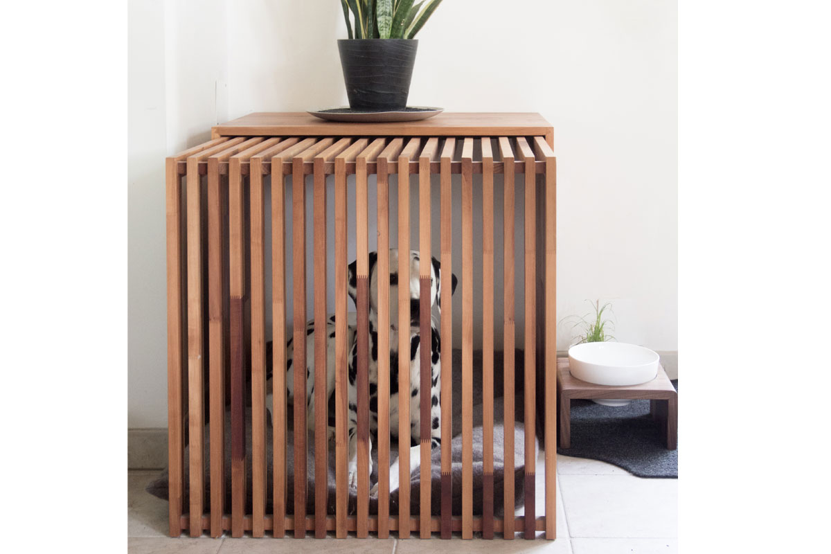 indoor dog house stockholm. Black Bedroom Furniture Sets. Home Design Ideas